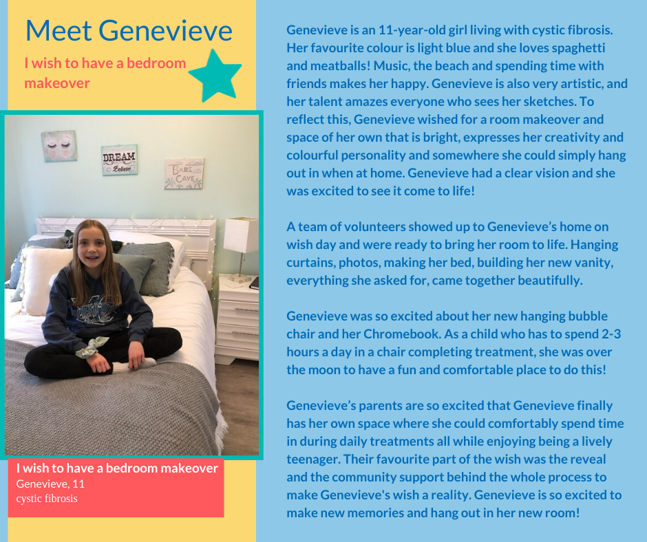 Meet Genevieve